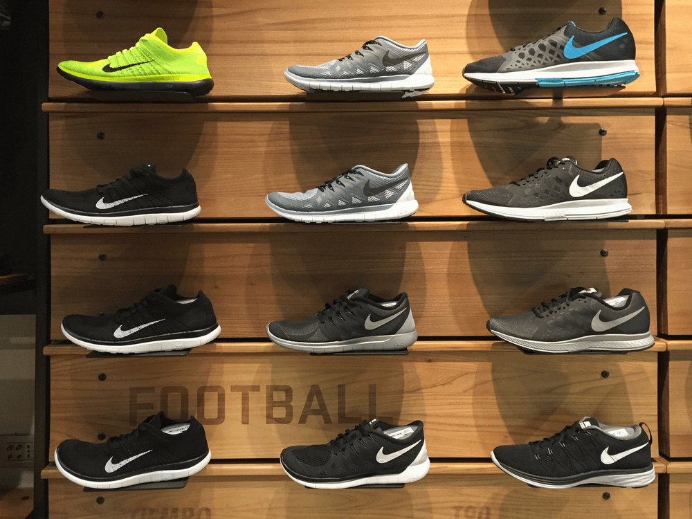 Thiết Kế Showroom Nike Tại Hà Tĩnh