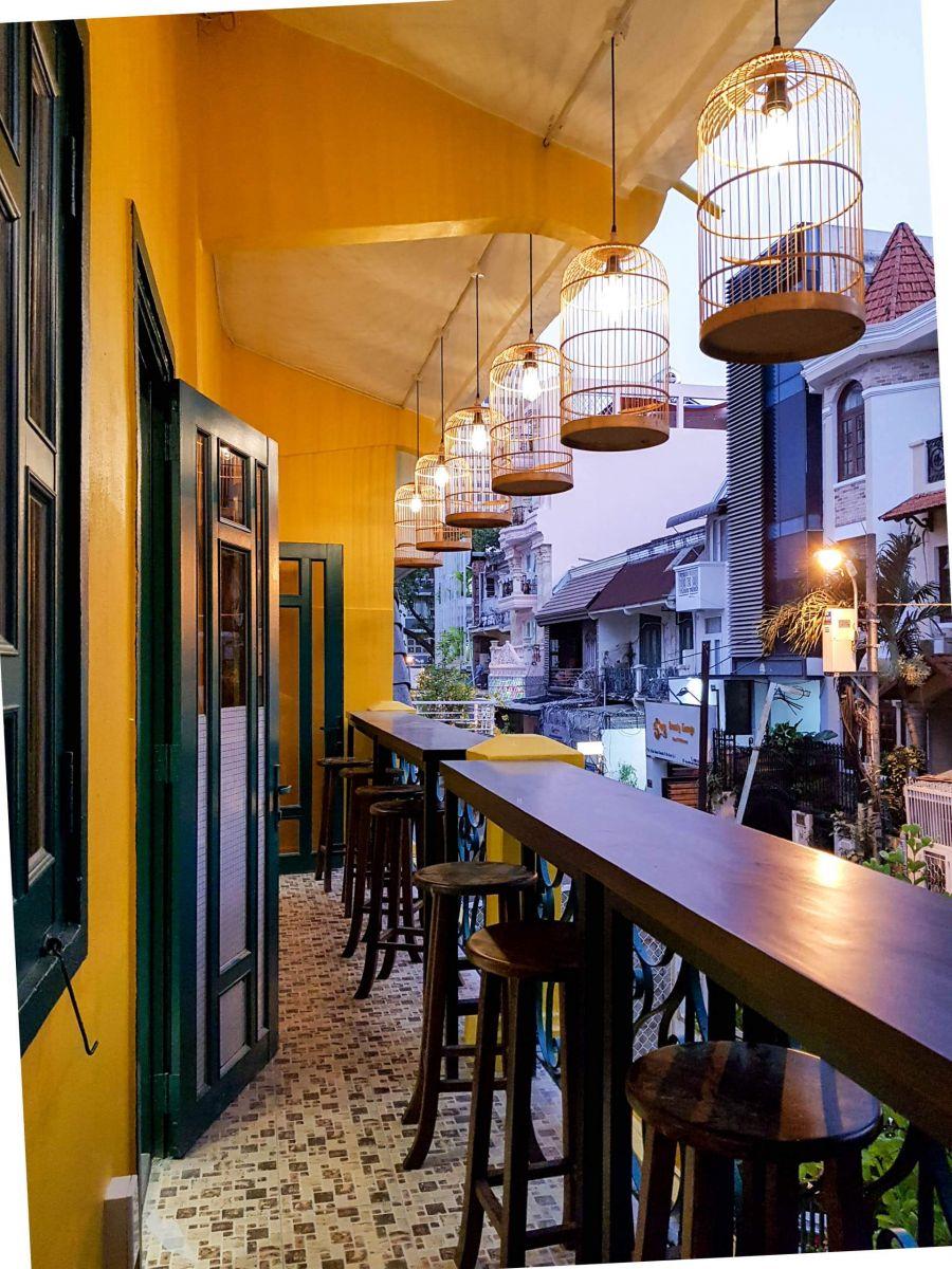 thiết kế quán cafe nhỏ tại nghệ an hà tĩnh