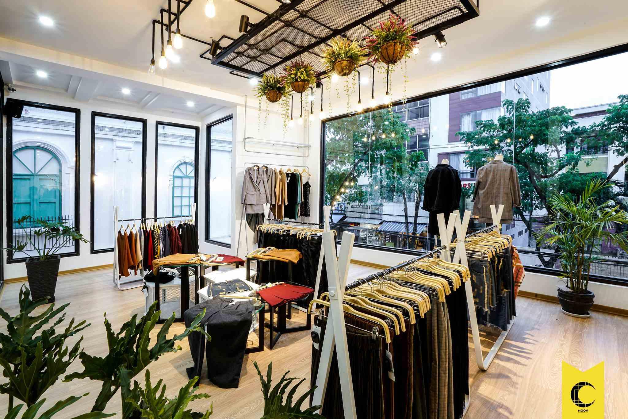 Tư vấn thiết kế shop thời trang tại TP Vinh, Nghệ An, Hà Tĩnh