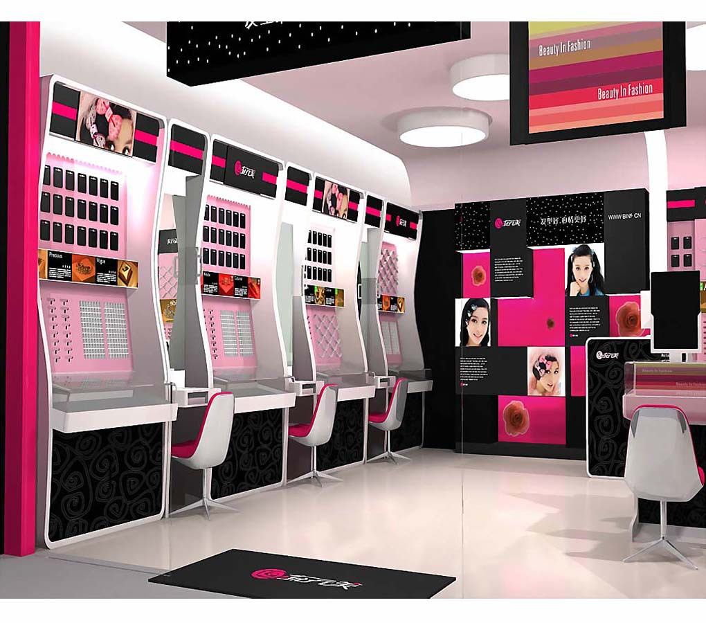 thiết kế showroom tại nghệ an hà tĩnh