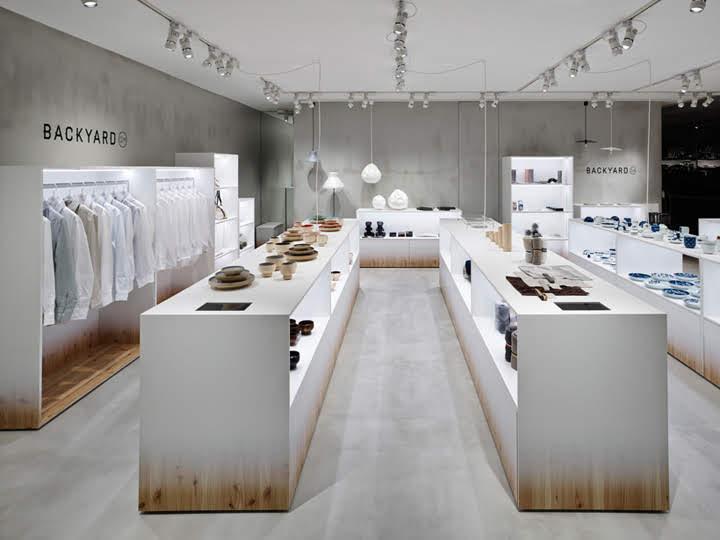 thiết kế thi công shop thời trang nam tại Nghệ An Hà Tĩnh