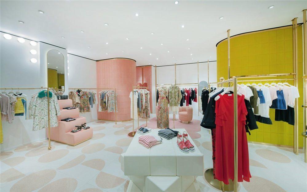 Thiết kế thi công shop thời trang nữ tại Nghệ An Hà Tĩnh