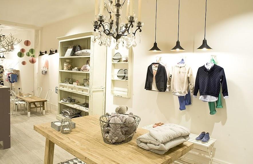 thiết kế shop thời trang trẻ em tại Nghệ An hà TĨnh